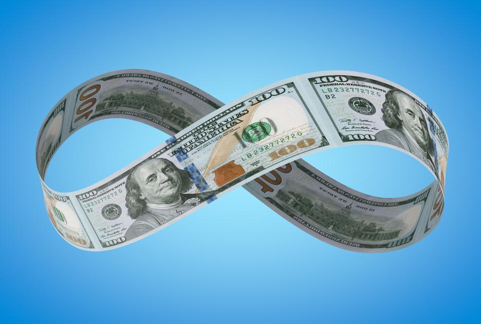 Infinite dollar (new bill)