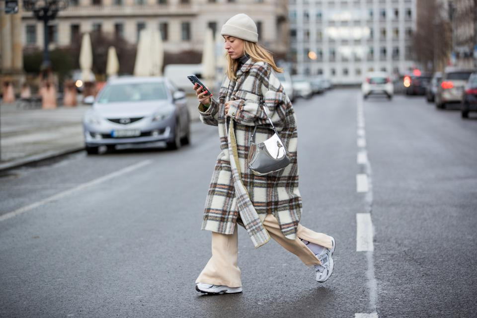 Street Style - Berlin - January 14, 2021