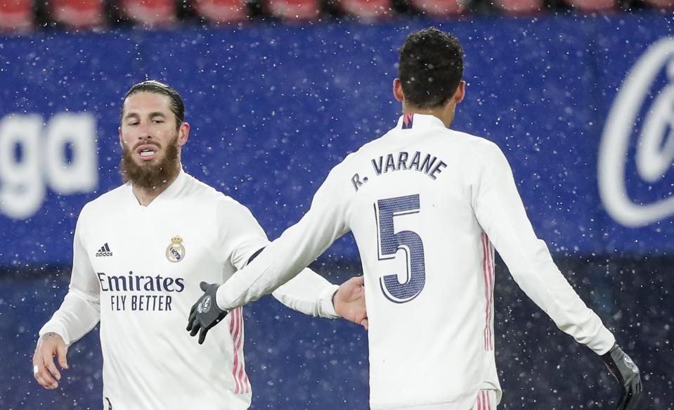 Osasuna v Real Madrid - La Liga Santander