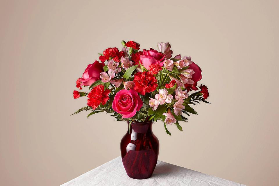 Valentine's Day flowers from FTD: Meant to Be Bouquet