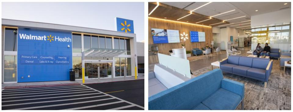Since its inception in late 2019, Walmart health has opened a dozen best in class clinics