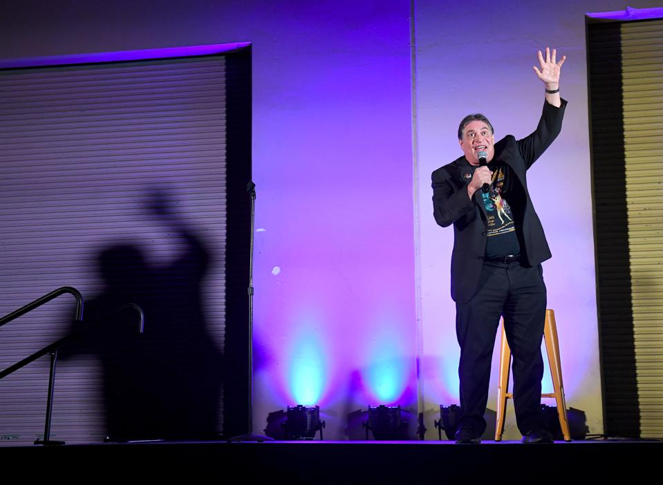 Standup comedy can teach a great deal about empathy, rapport and communication