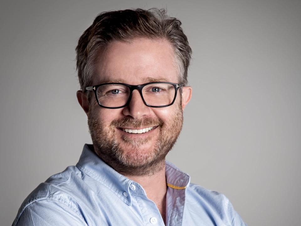 Alex Reardon, president of Silent House