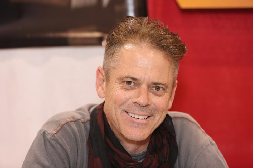 C. Thomas Howell, interview, Reagan, Red Dawn, The Outsiders, The Hitcher, Soul Man