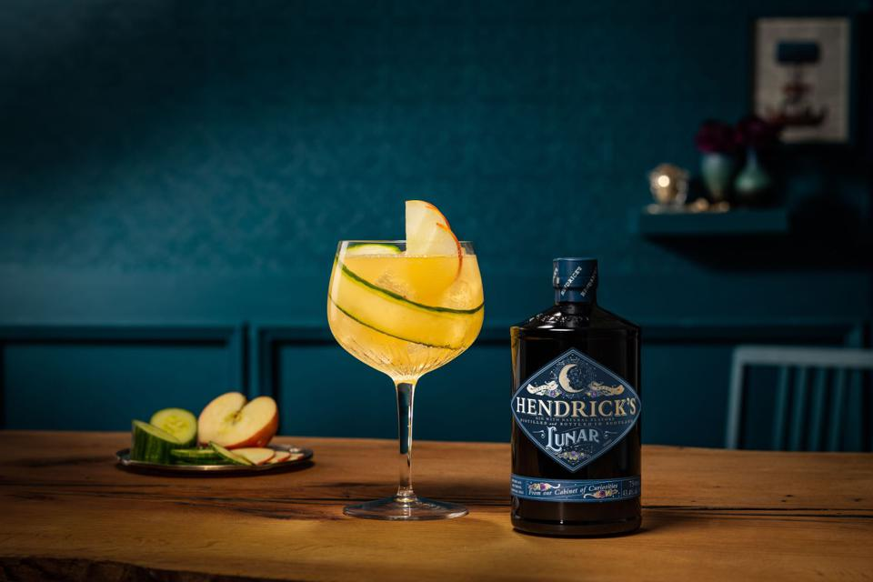 Hendrick's Gin has a new, limited edition release called Lunar.
