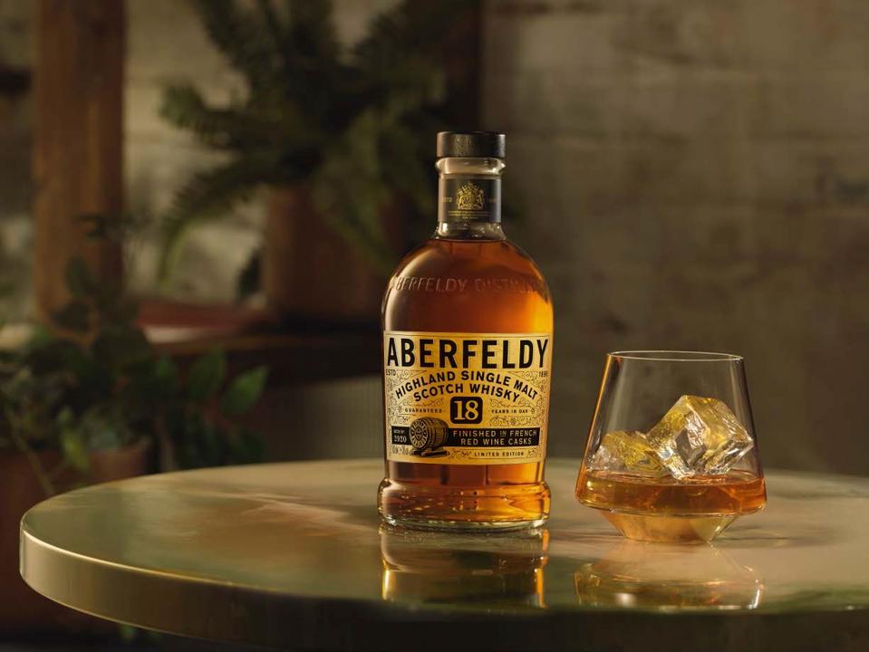 ABERFELDY is a great Scotch whisky.