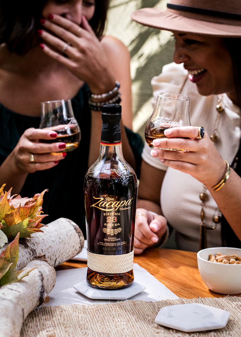 Zacapa 23 Centenario is an aged rum from Guatamala.