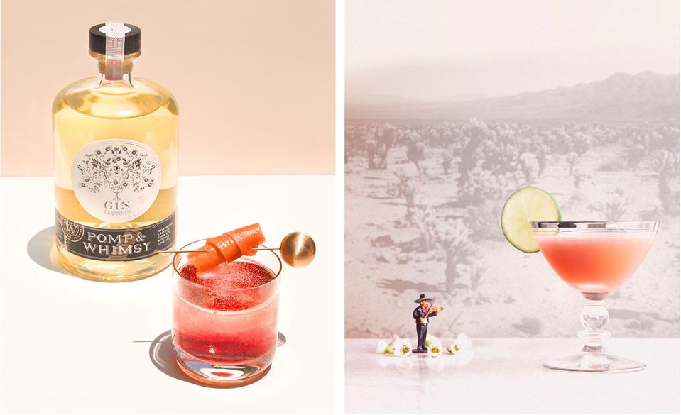 Pomp & Whimsy is a lovely gin liqueur.
