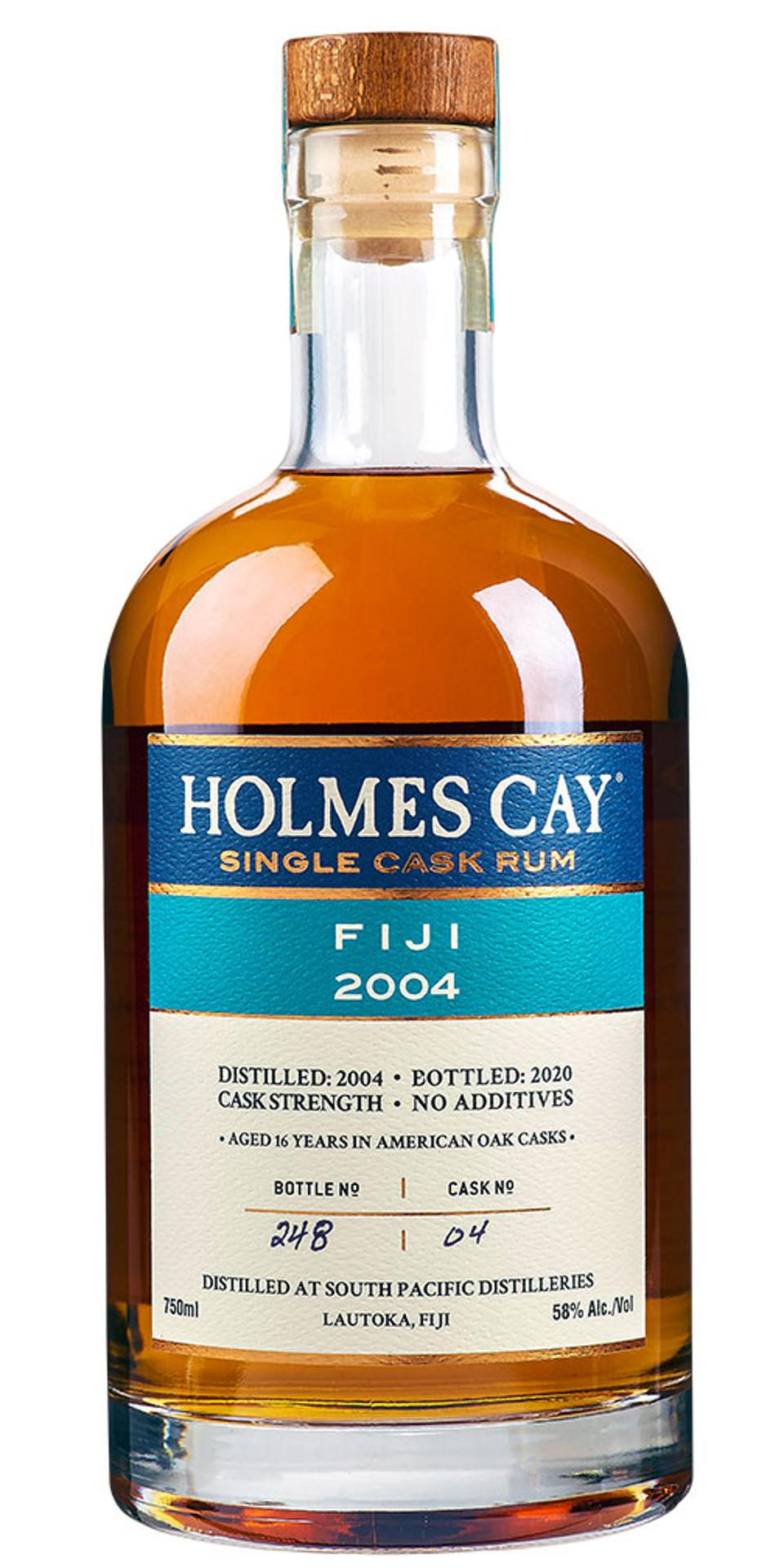 Holmes Cay imports rare single cask rums from around the world.