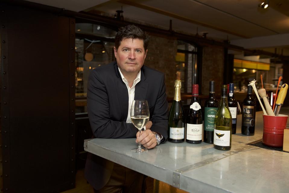 Greg Doody, Presidente e CEO di Vineyard Brands