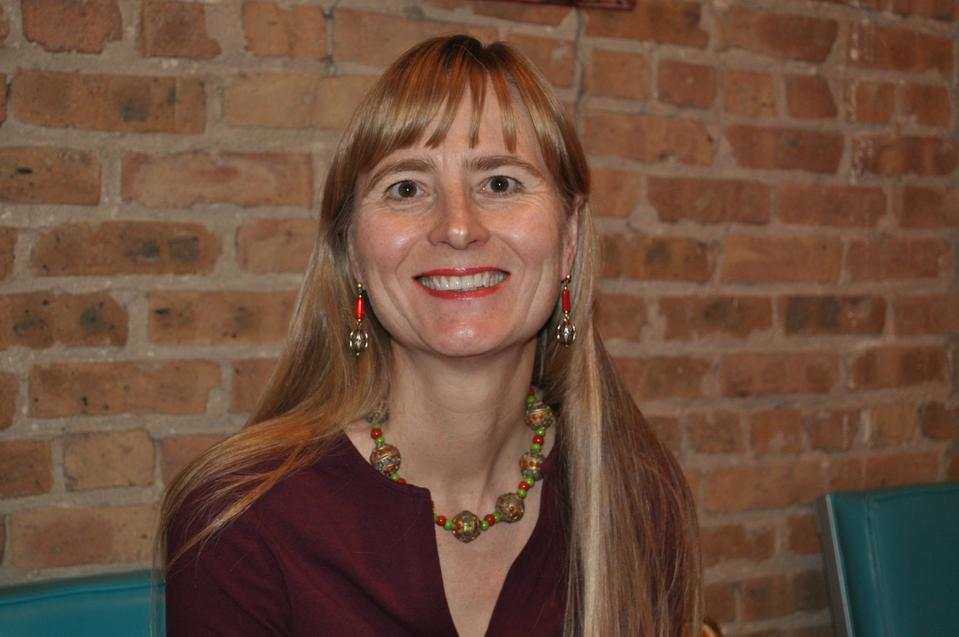 Eva Niewiadomski, founder of Catalyst Ranch, offers advice for virtual networking