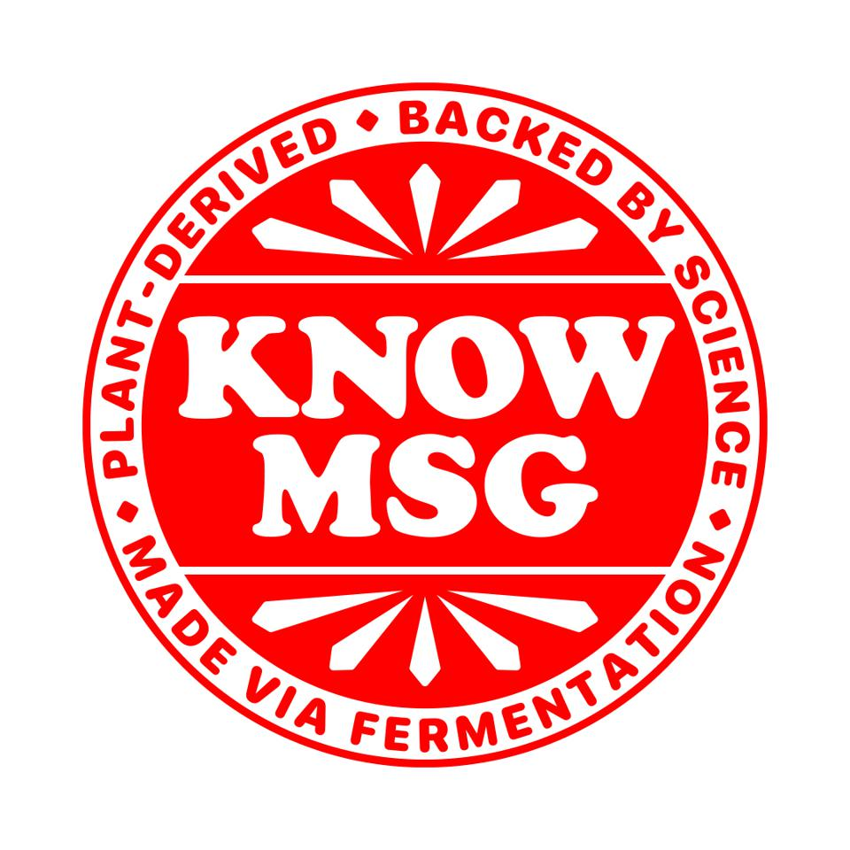The logo for Know MSG