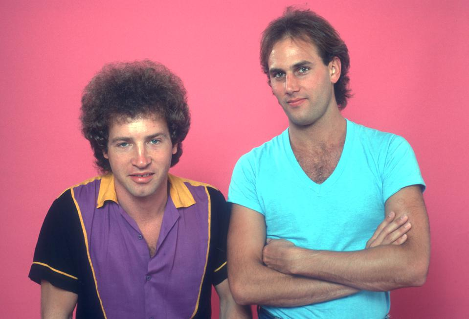 Tommy Tutone Portrait Session