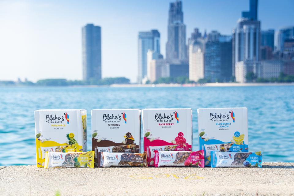 Blake's Seed Based is an allergen-free snacks company.