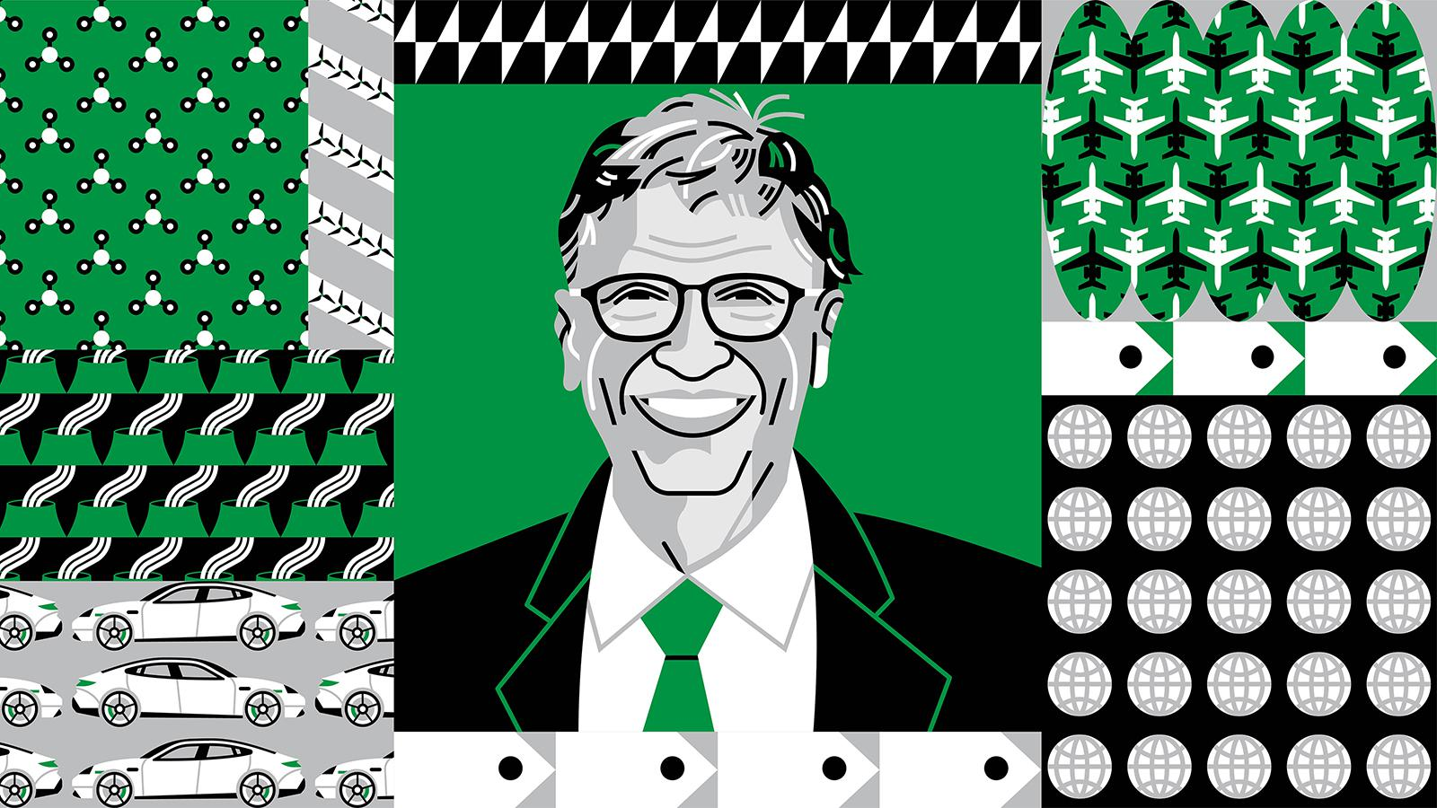 Bill Gates Climate