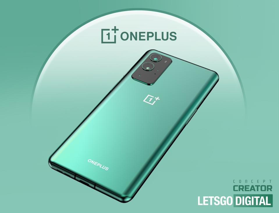 OnePlus 9 Concept (Let's Go Digital / Concept Creator)