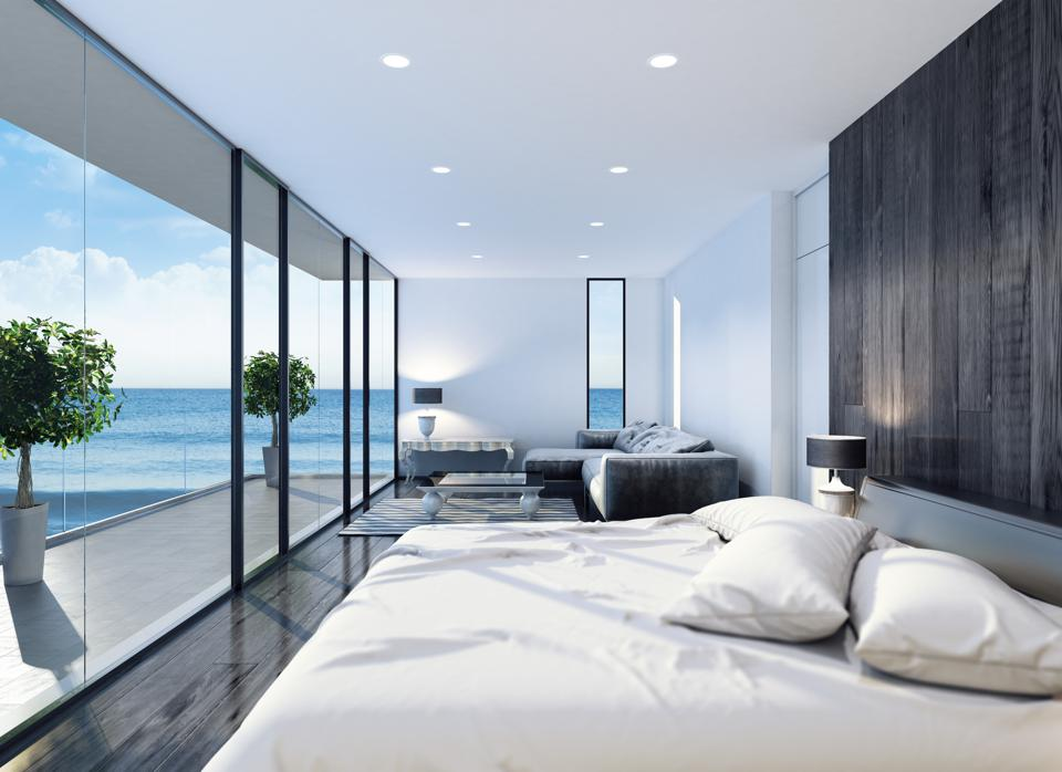 Zen-inspired Modern Contemporary Bedroom