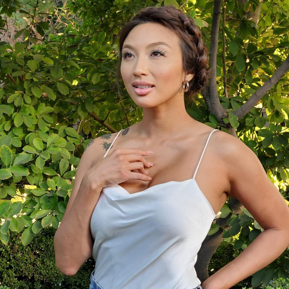 Jeannie Mai weighs in on the heightened anti-Asian violence occurring across the U.S.