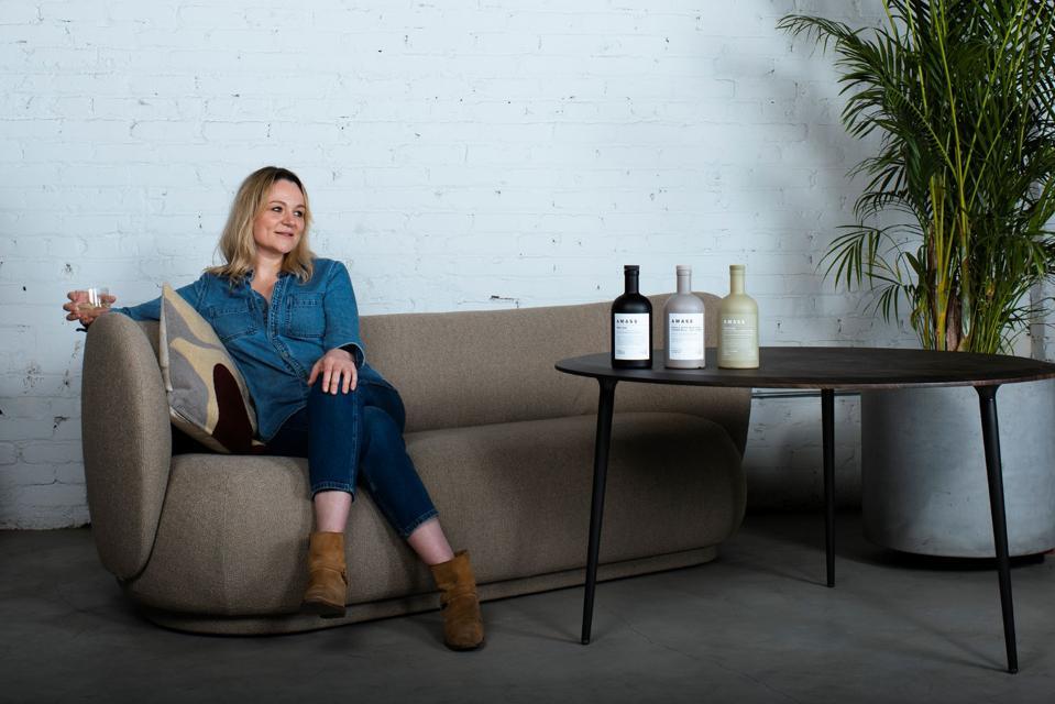 Master distiller Morgan McLachlan makes inventive botanic spirits.