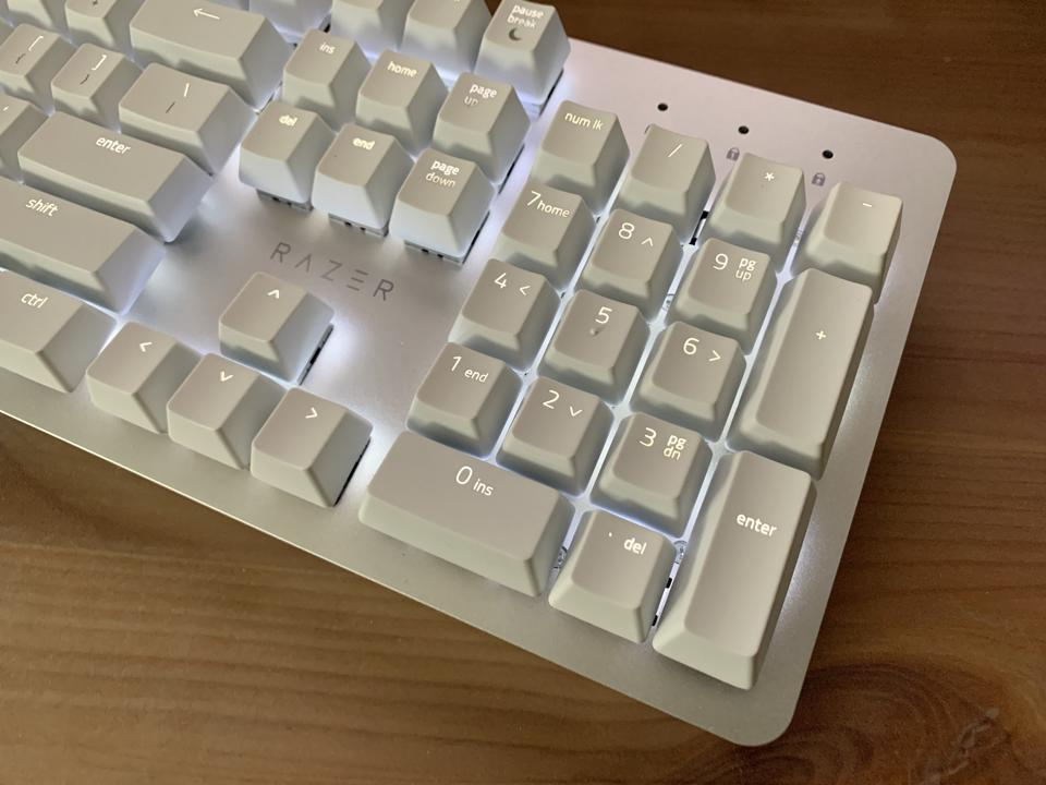Razer Pro Type keyboard review