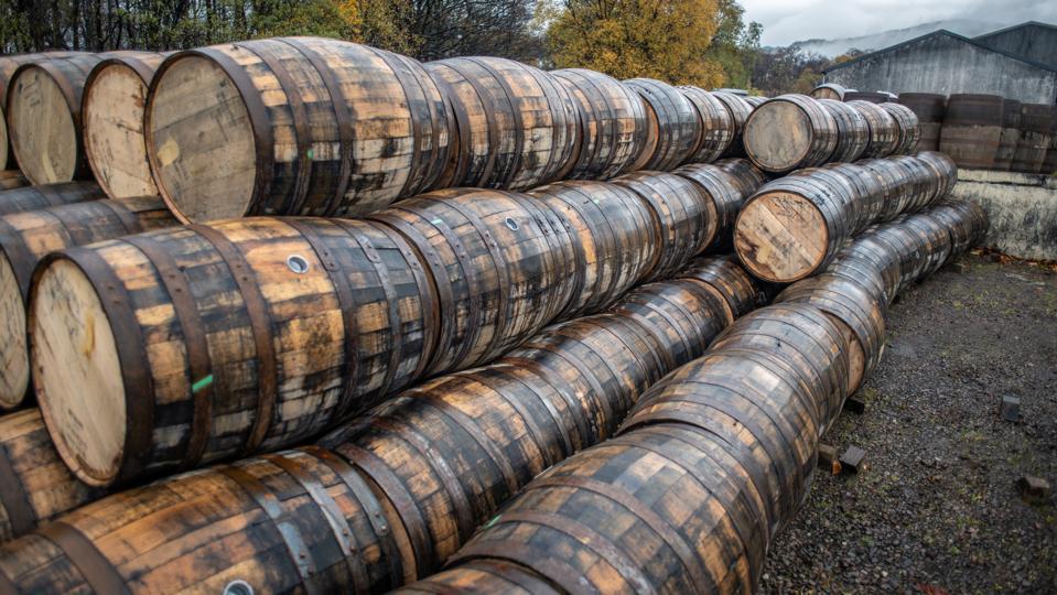 Scotch single malt exports Scotch whisky association