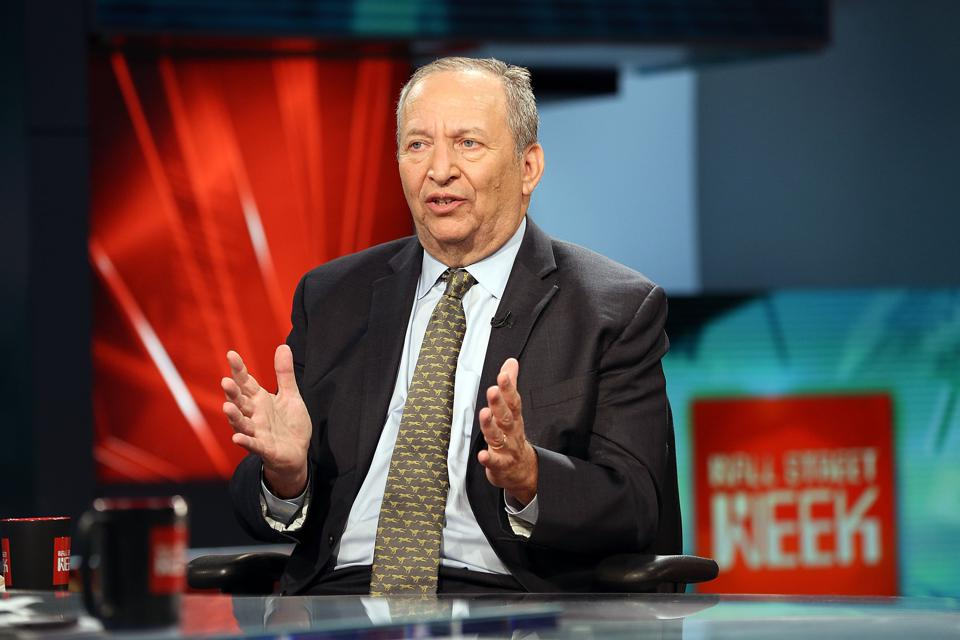 FOX Business Network's Maria Bartiromo Interviews Former Treasury Secretary & White House Economic Advisor Larry Summers