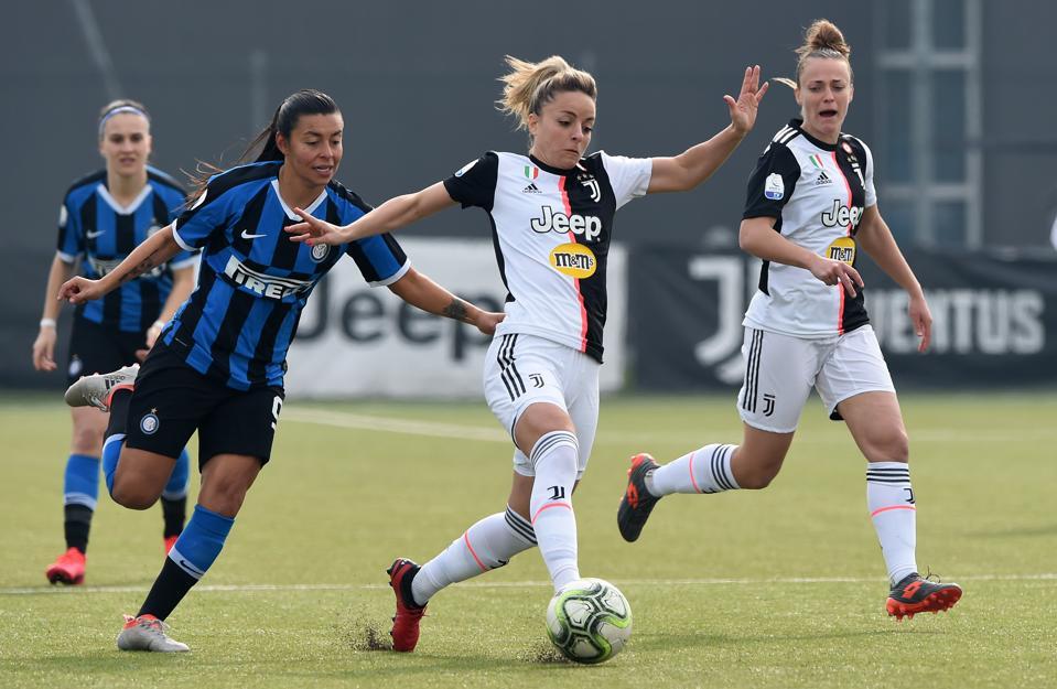 Juventus v FC Internazionale - Women Serie A
