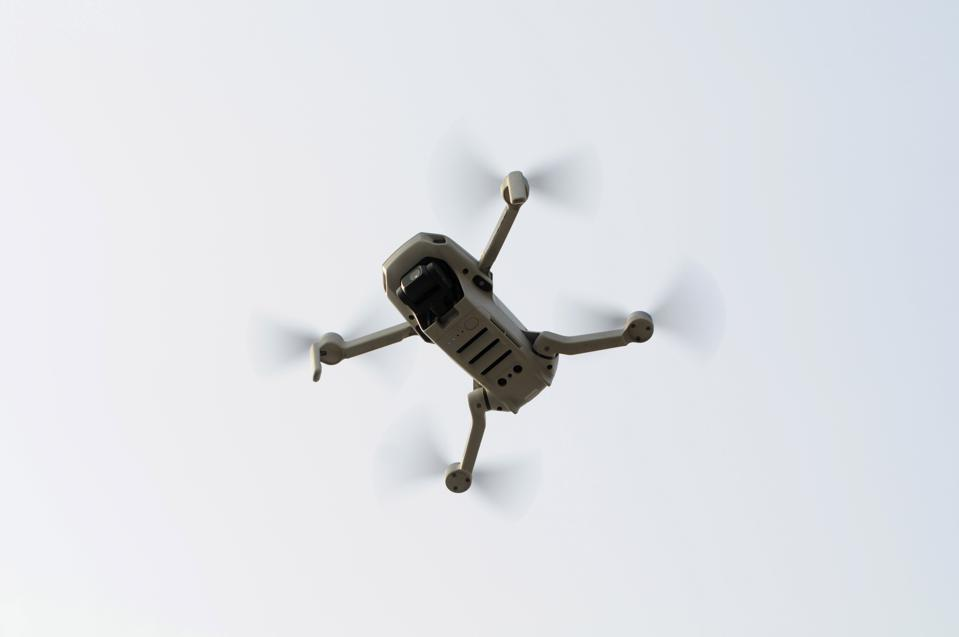 Drones used in surveillance will soon have facial recognition capability.