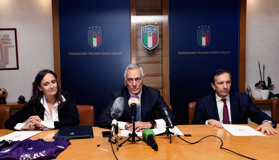 FIGC Unveils Partnership with TIMVISION