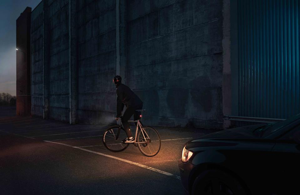 Lighting up with POC and Exeger's solar-charged OMNE Eternal helmet