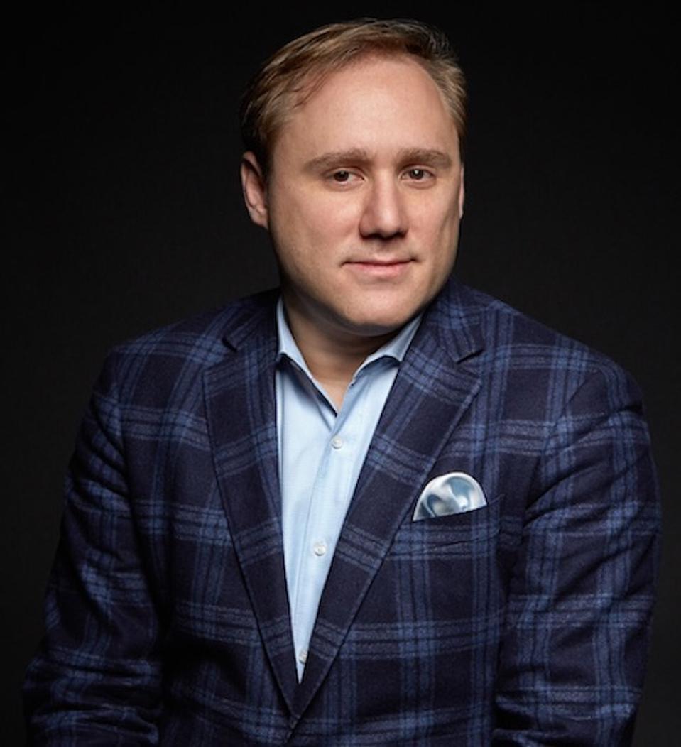 Dmitri Alperovitch, Co-Founder & former CTO of Crowdstrike
