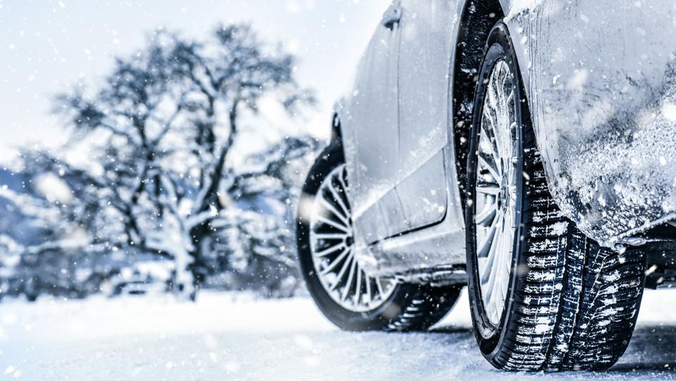 Take heed if you're getting hit with a storm, especially if you're not accustomed to driving on snow or icy roads.