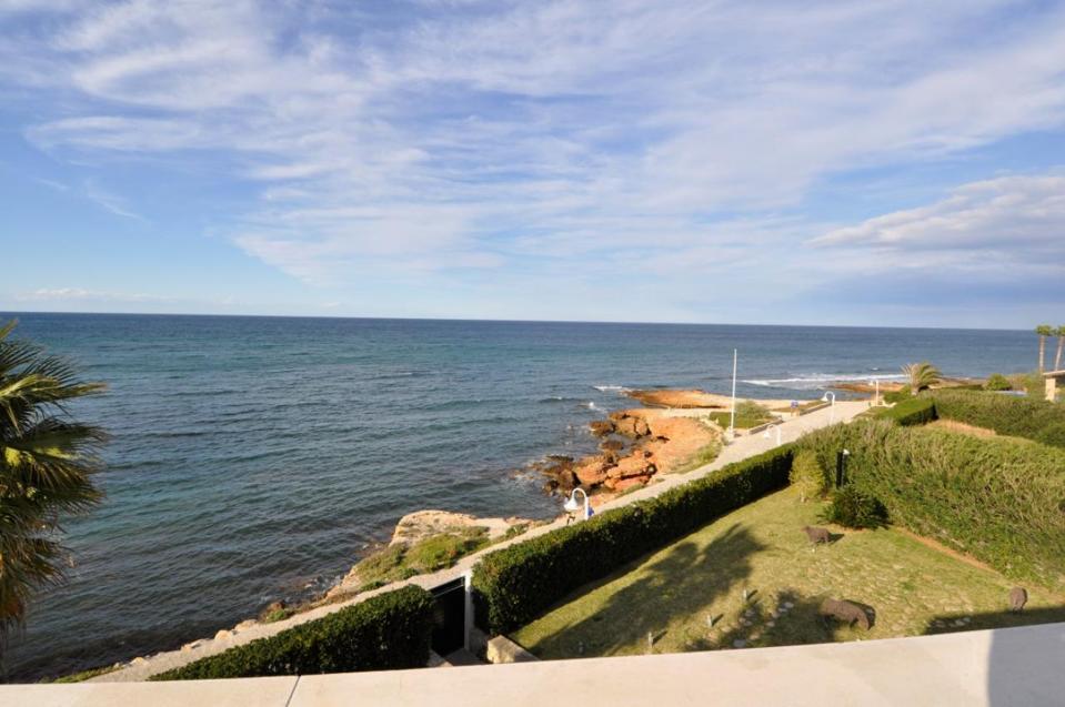 luxury home overlooking ocean in las rotas denia spain