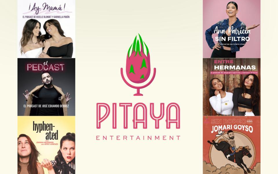 Pitaya podcasts