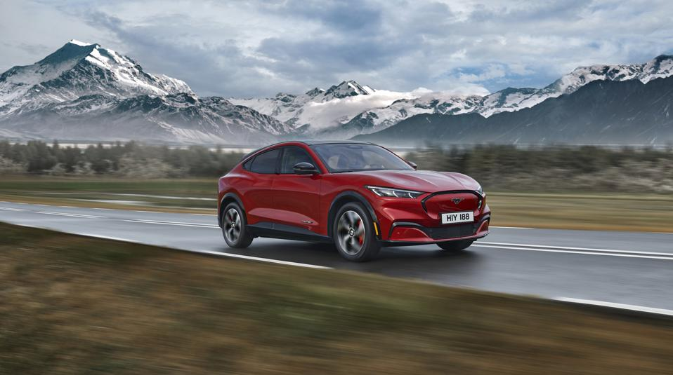 Ford Mustang Mach E Review Yes The New Mustang Is An Electric Suv