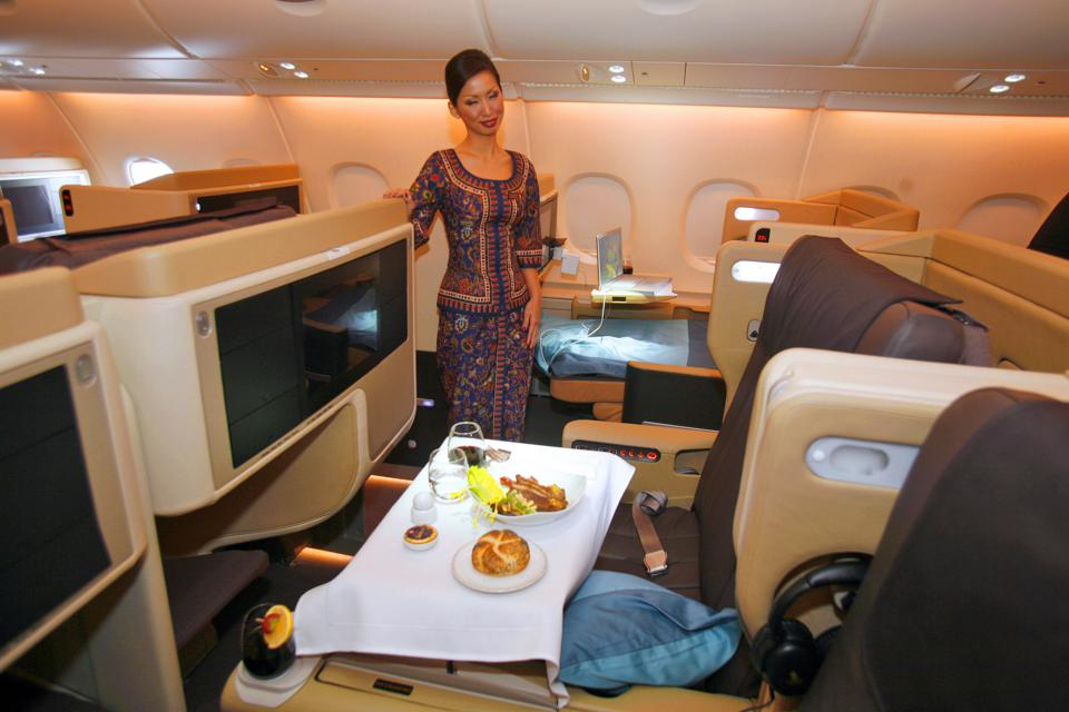 First Airbus A380 Enters Commercial Service