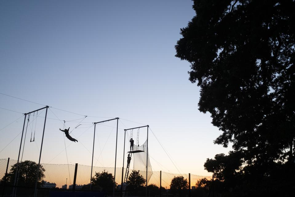 The Parable of the Trapeze
