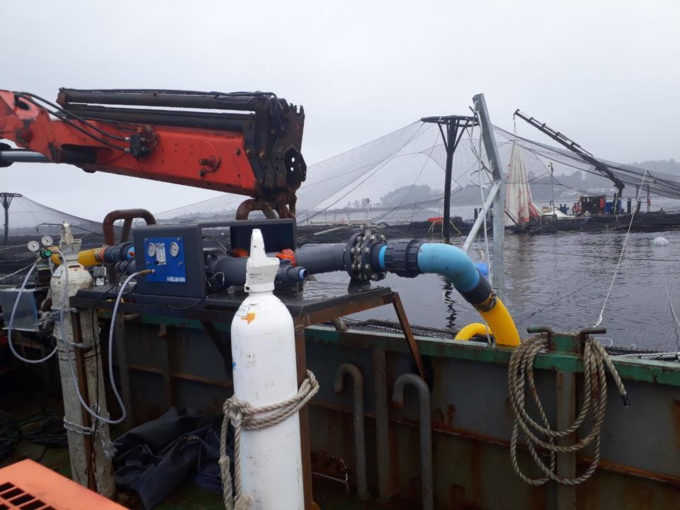Moleaer's aquaculture solution.