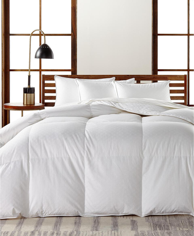 Hotel Collection Goose Down Medium Weight Full/Queen Comforter