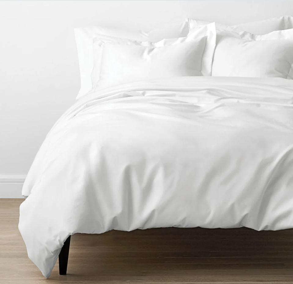Legends Hotel™ Supima® Cotton Wrinkle-Free Sateen Duvet Cover