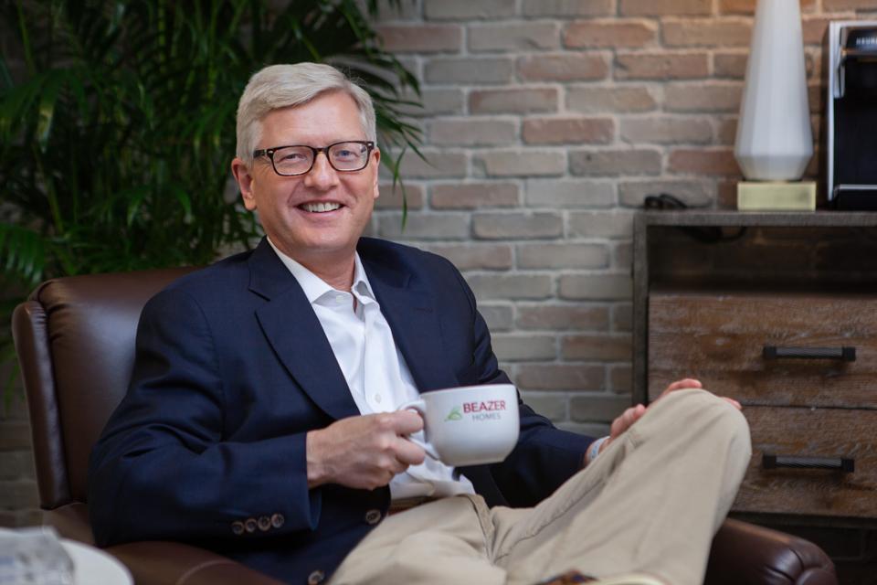 Allan Merrill, CEO of Beazer Homes