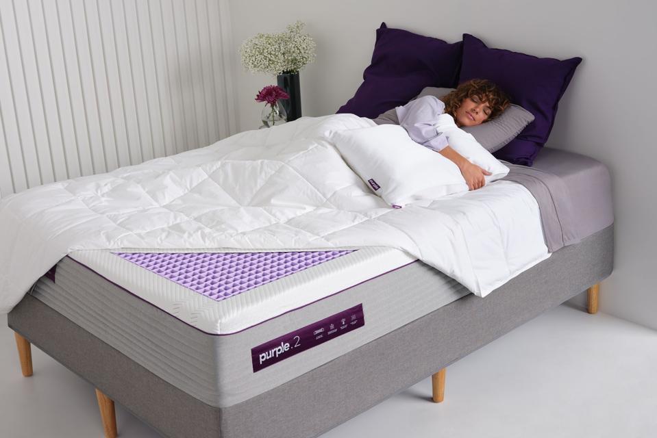 purple mattress presidents' day mattress sales