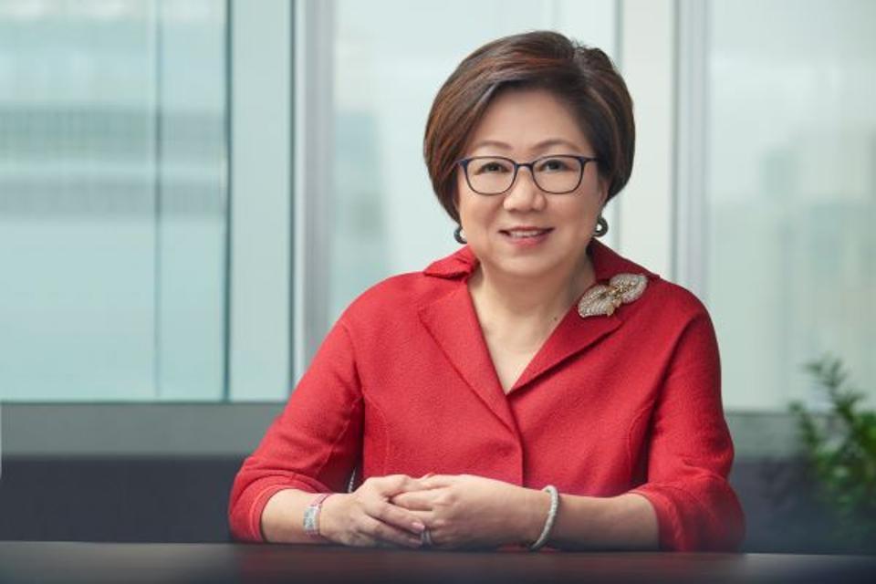 Laura Cha, Chairman, HKEX