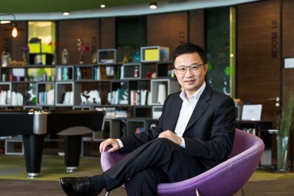William Lam, CEO, iFinGate
