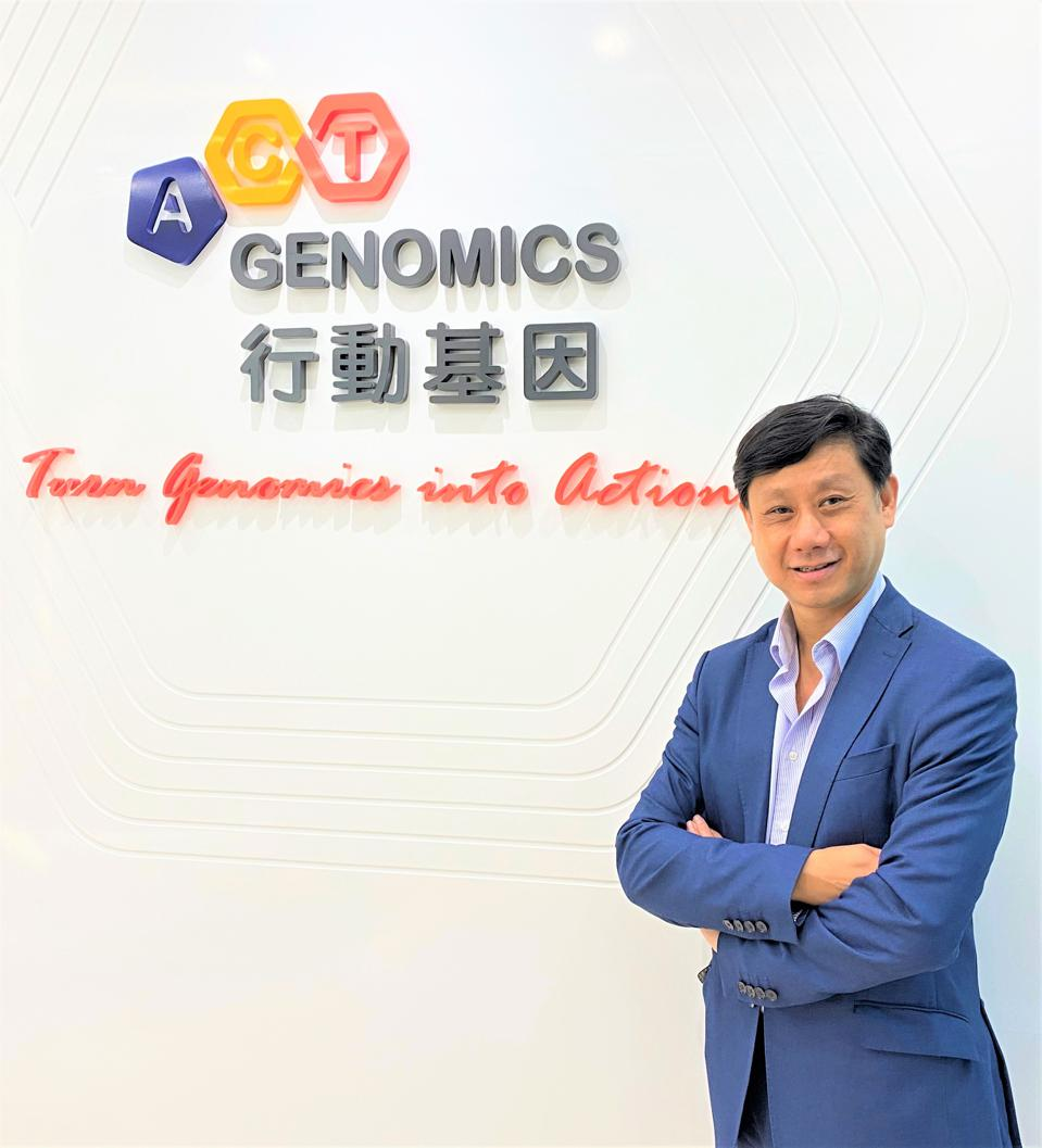 Victor Chan, Chief Financial Officer, ACT Genomics