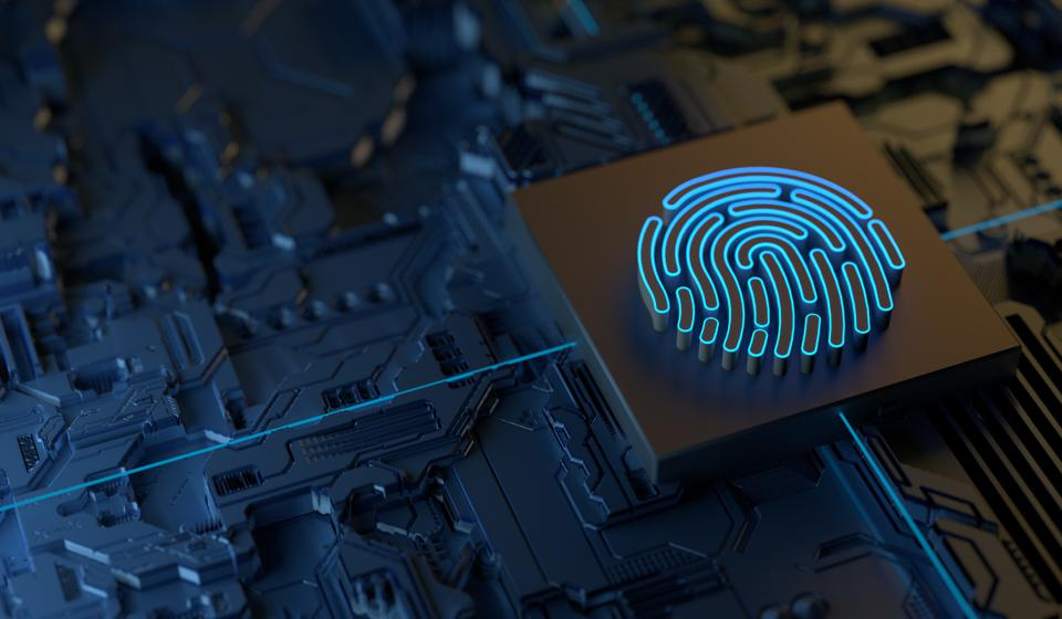 Cybersecurity Digital Security Technology