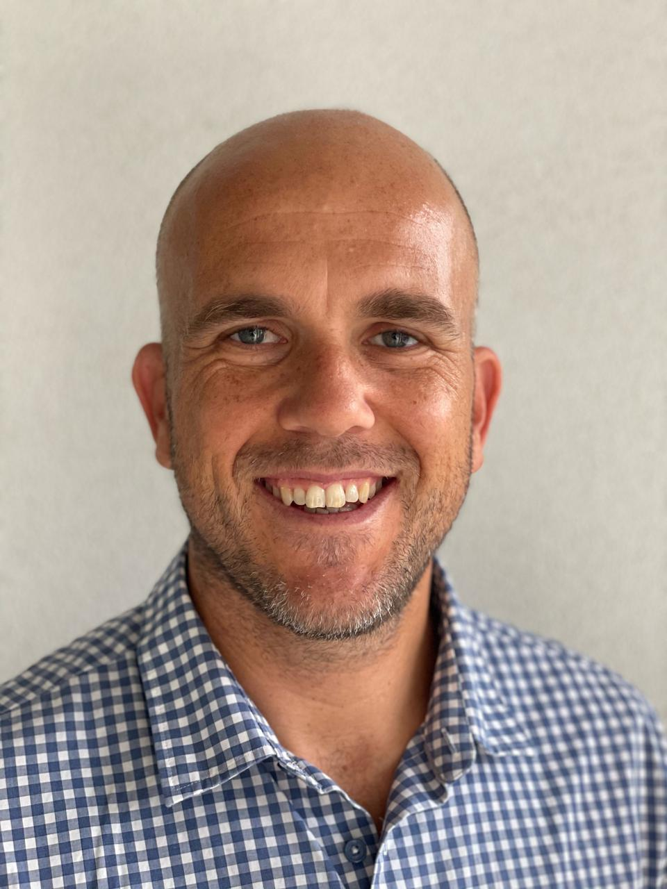Headshot of Emile Cloete, Digital Lead - Construction at Woollam Constructions