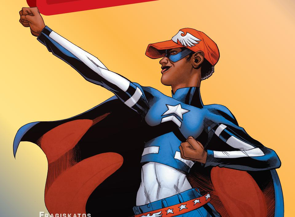 Cover to Access Guide to the Black Comic Book Community 2020-2021 Illidge Carmona Fragiskatos
