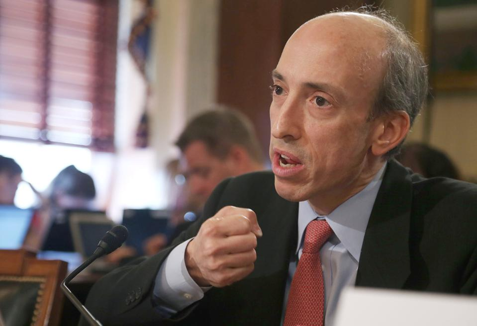 Gary Gensler, nominated to be chair of the Securities and Exchange Commission