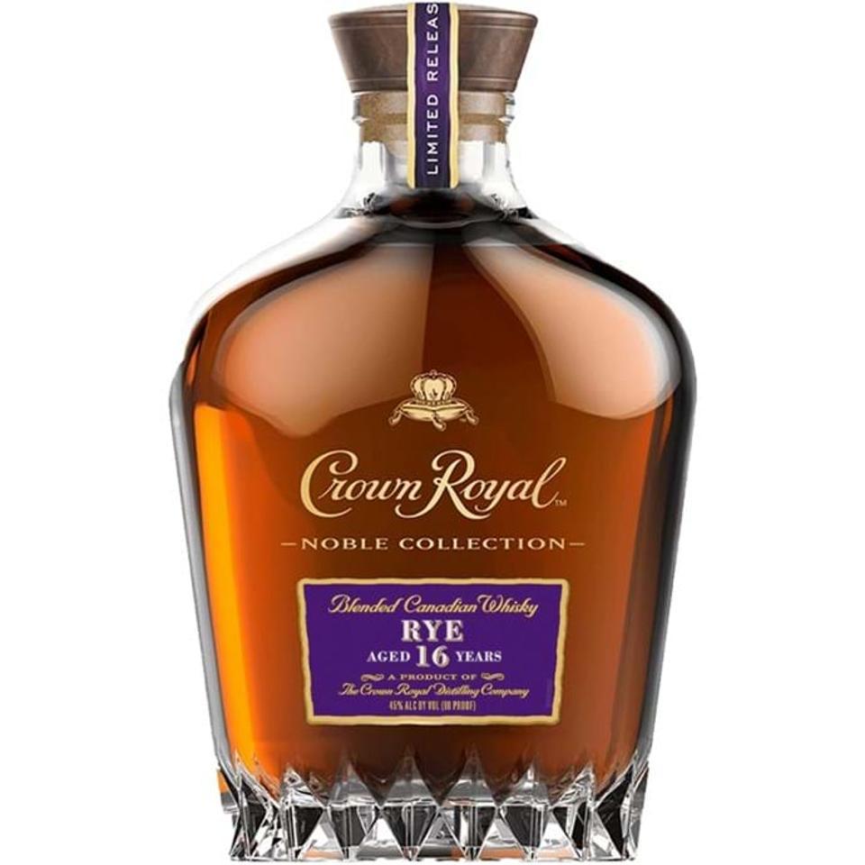 Crown Royal, Noble Collection Rye, 16 YO
